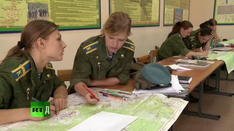 Женский батальон РГВВДКУ 23 серия