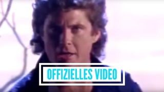 David Hasselhoff - Looking For Freedom (offizielles Video)