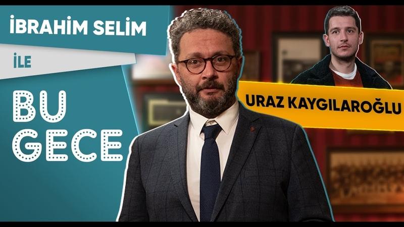 İbrahim Selim ile Bu Gece Uraz Kaygılaroğlu Sevgililer Günü Reynmen Boşanmama Challenge