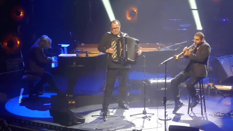 Tribute to Michel Legrand The Windmills Of Your Mind Grand Rex Paris April 18th 2019