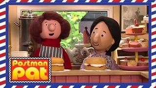 Postman Pat Makes A Movie   Postman Pat   Animated Cartoons For Kids