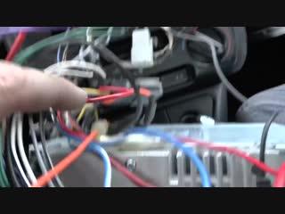 6 ошибок при подключении автомагнитолы. Как подключить магнитолу в автомобиле и 3 способа дома..mp4