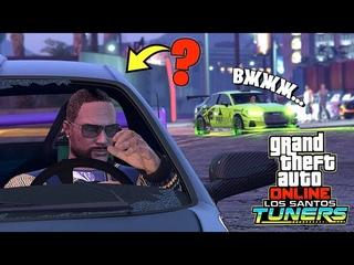 НОЧНОЙ КОМАР НЕ ДОГОНИТ! Моя ДОРОГУЩАЯ тачка для ГОНОК! - GTA 5 Online / DLC Los Santos Tuners