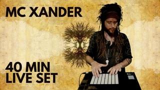 MC Xander 40min Live Set for Stopp Ramstein Peace Activists