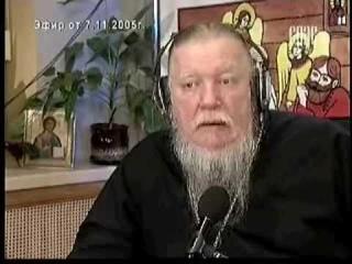О молитве архангелу Гавриилу  - о. Д. Смирнов