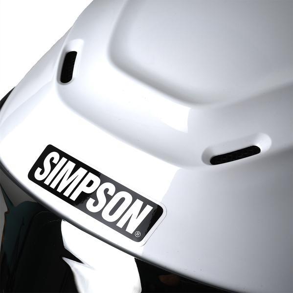 Мотошлем Simpson Speed Bandit