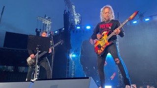 Metallica - The Usurper [Live] -  - Letzigrund Stadium - Zurich, Switzerland