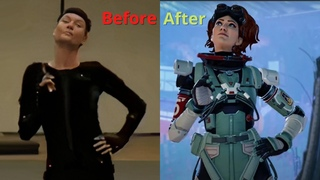 *NEW* Apex Legends Season 9 Animations Behind The Scenes   All Characters Mocap 😱