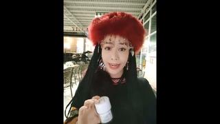 Công chúa Hàm Hương Nhật Kim Anh trong MV Đợi Một Người quay tại Đà Lạt