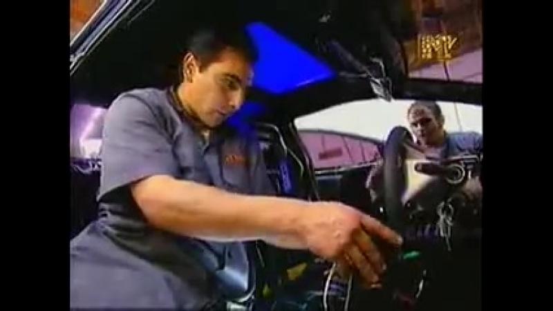 Две тачки две прокачки Honda Civic `06