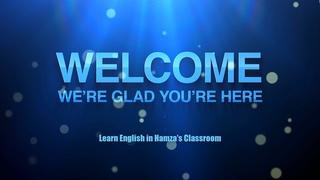 Learn English Speaking | Learn English Conversation | Daily English Conversation|Hamza Classroom -4K