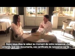 Conversation avec un ex-illuminati - Ronald Bernard & Sacha Stone (VOSTFR)