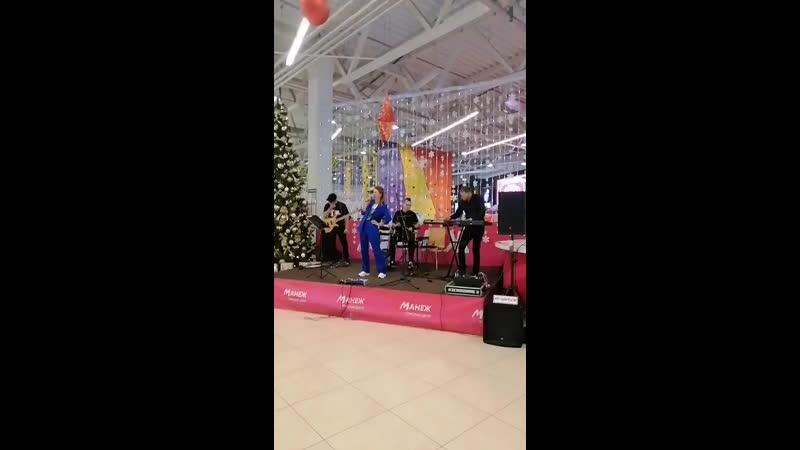 💥 Sounday Band в Манеже! Известные мировые хиты в живом исполнении харизматичных музыкантов!