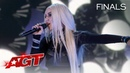 Ava Max and Daneliya Tuleshova Sing Kings and Queens - America's Got Talent 2020