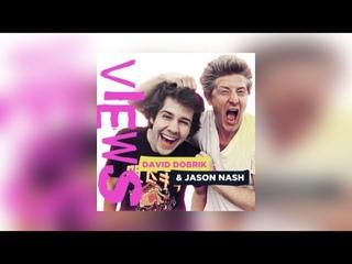 David Gets Drunk | June 22, 2020 | VIEWS with David Dobrik & Jason Nash