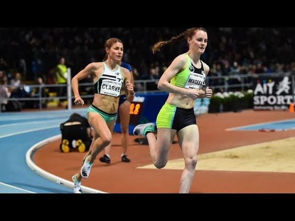 Women's 3000m Race at AIT Grand Prix 2020