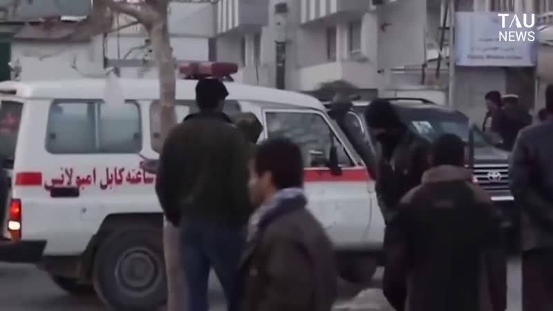 В Кабуле совершено покушение на вице президента Афганистана