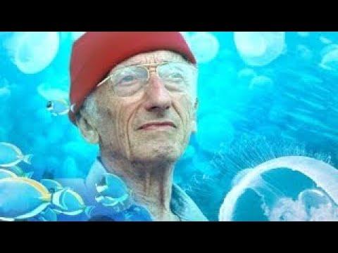 Жак Ив Кусто биография Подводная одиссея Кусто