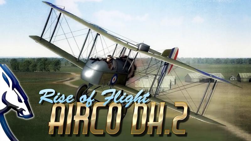 Rise of Flight Airco DH 2