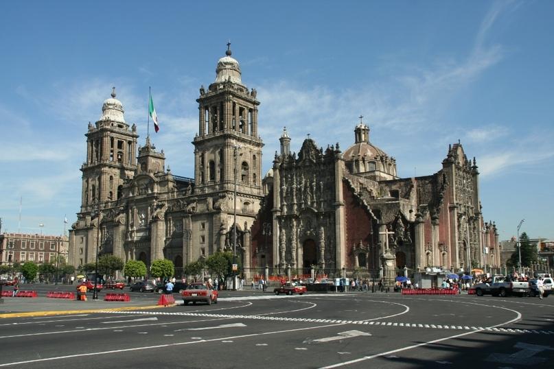 Удивительная Мексика, изображение №22