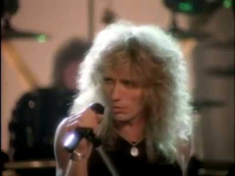 Whitesnake - The Deeper the Love (Official Music Video)