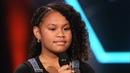 GEWELDIG Yosina Kaka 10jr The Voice Kids The Blind Auditions Ken je mij, wie ken je dan Jij Ik