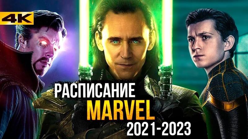 Дэдпул 3 и Мстители 5 разбор нового расписания киновселенной Marvel