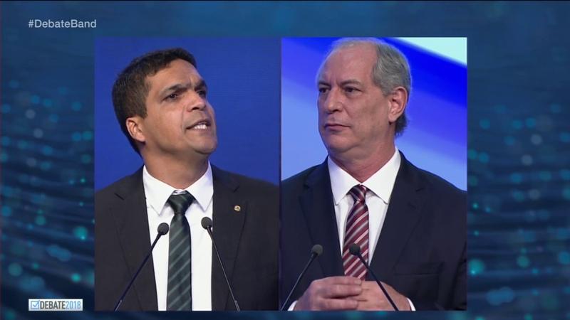 Cabo Daciolo questiona Ciro Gomes sobre Foro de São Paulo e URSAL