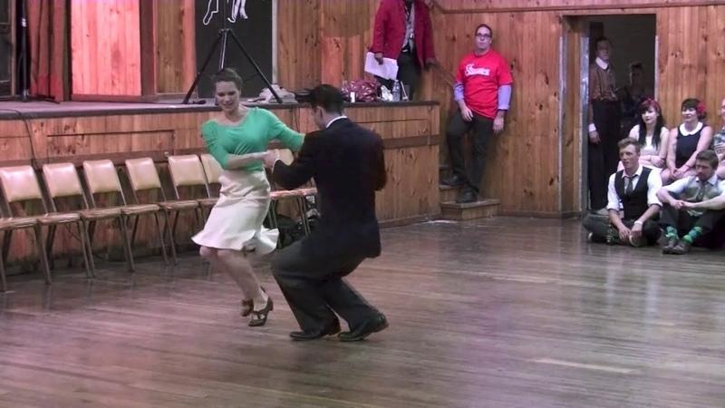 Band ODESSA Рябина черная Танцуют Сандра Рёттиг и Штефан Зауэр