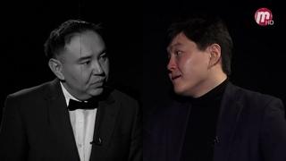 Багдаев: в гостях Чингис Матхеев - уполномоченный по защите прав предпринимателей