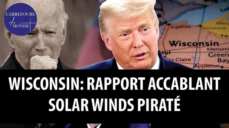 Un rapport accablant dans le Wisconsin - que signifie le piratage monumental de Solar Winds
