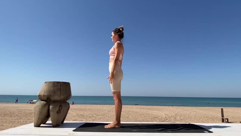 Мягкая практика йоги