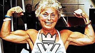 Powerlifting Grandma NO EXCUSES | 70 YEARS OLD!