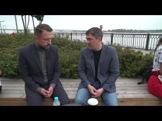 Большое интервью с Дмитрием Махониным