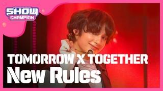 191030 [Show Champion] 투모로우바이투게더 - New Rules (TOMORROW X TOGETHER  - New Rules) l
