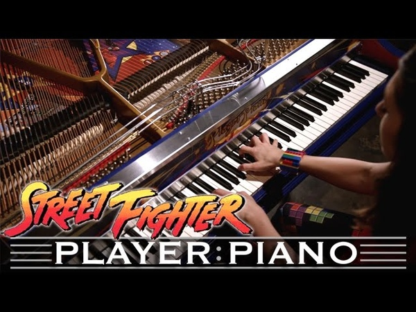 Street Fighter Guile's Theme Sonya Belousova dir Tom Grey
