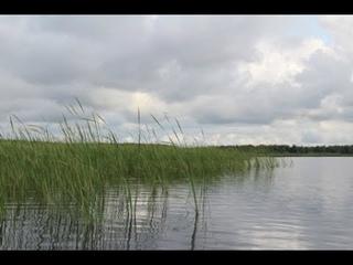 По реке Кулой на Сондугское озеро