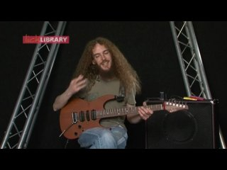 """Guthrie Govan - """"Lick Library Webcast"""""""