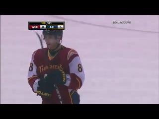 гол-красавец Александра Бурмистрова в игре с Вашингтоном