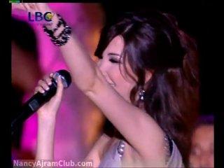 Nancy Ajram Min Da Ely Nsik Zouk Mikael english lyrics Exclusive 2010