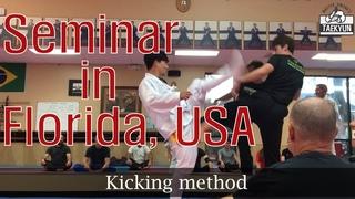 Seminar in Tampa, Florida, USA l 전통무예 택견 미국으로 가다!!ㄷㄷ  [Master Hwang TV]