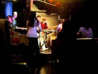 Mark Yusim's band - Yeah yeah (Bodyrox cover)