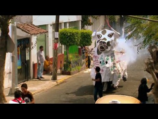Идиот за границей Карл Пилкингтон в Мексике