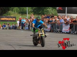 Extreme Day Rzeszów 2011 Dawid Procent Marach