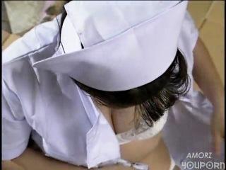 Good girl asian nurse turned into rocker chick