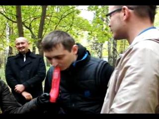 Эксклюзив: Максим Марцинкевич Тесак против педофилов