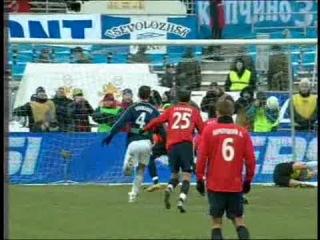 ЦСКА - Зенит 1-0 Позор 2006 годаВ Москве состоялось заседание ЭСК РФС, на котором были признаны обоснованными претензии питерс