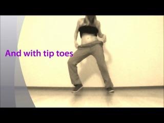 Обучение танцам.Dancehall&BootyDance Basic.TikTok&Wine Rotation.Преподаватель EHABY.