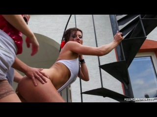 Celine Noiret, Leony Aprill (Taking Golden Showers To All New Heights) (2012) HD 1080p