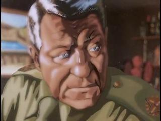 Полигон - старый, добрый, советский мультик...